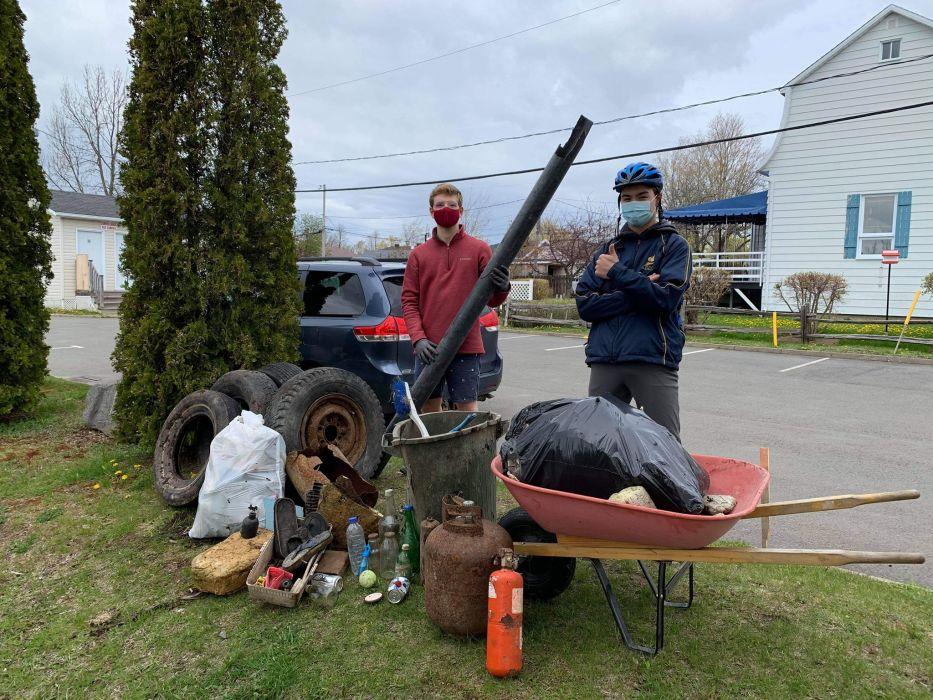 Bonne nouvelle CIMT - Gestion des déchets