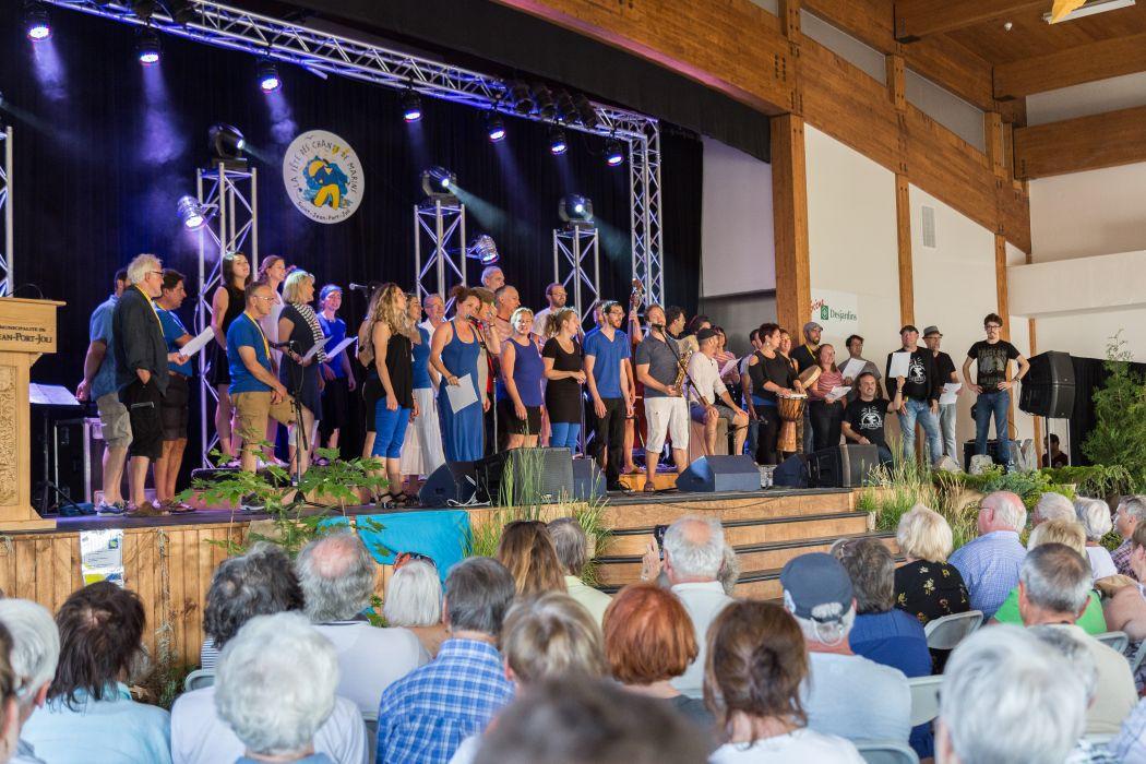 Crédit Photo : Photo tirée du site internet de Fête des chants marins