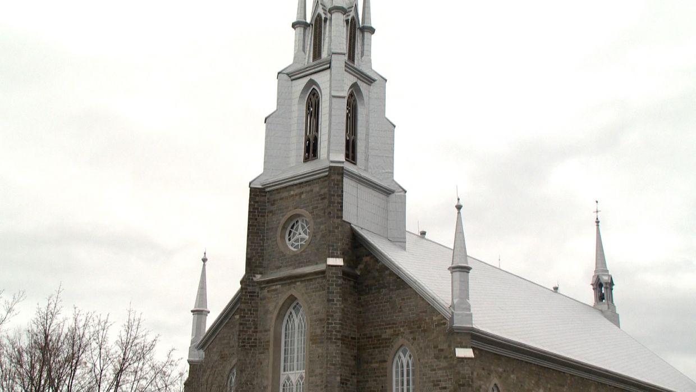 Clocher église Saint-Patrice
