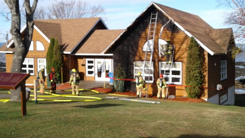 Financement en réponse à l'incendie