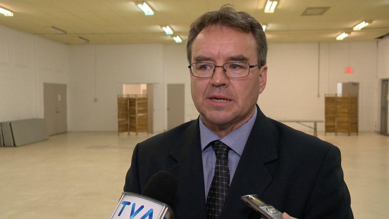 Gaétan Ouellet est le nouveau maire de Témiscouata-sur-le-Lac.