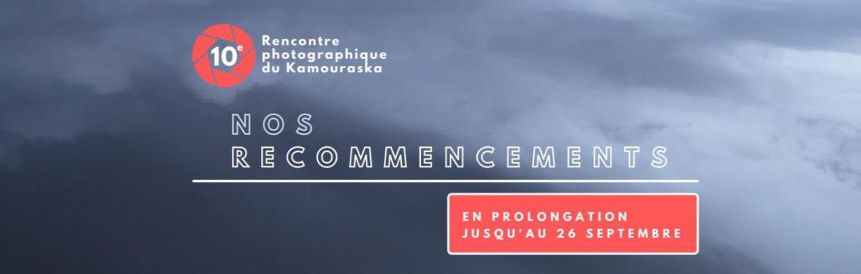 Prolongation Centre d'art Kamouraska - 26 aout 2021