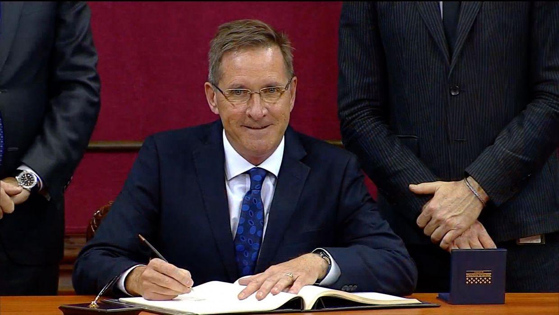 Le Depute Denis Tardif Livre La Moitie De Ses Engagements En 14 Mois Tva Cimt Chau