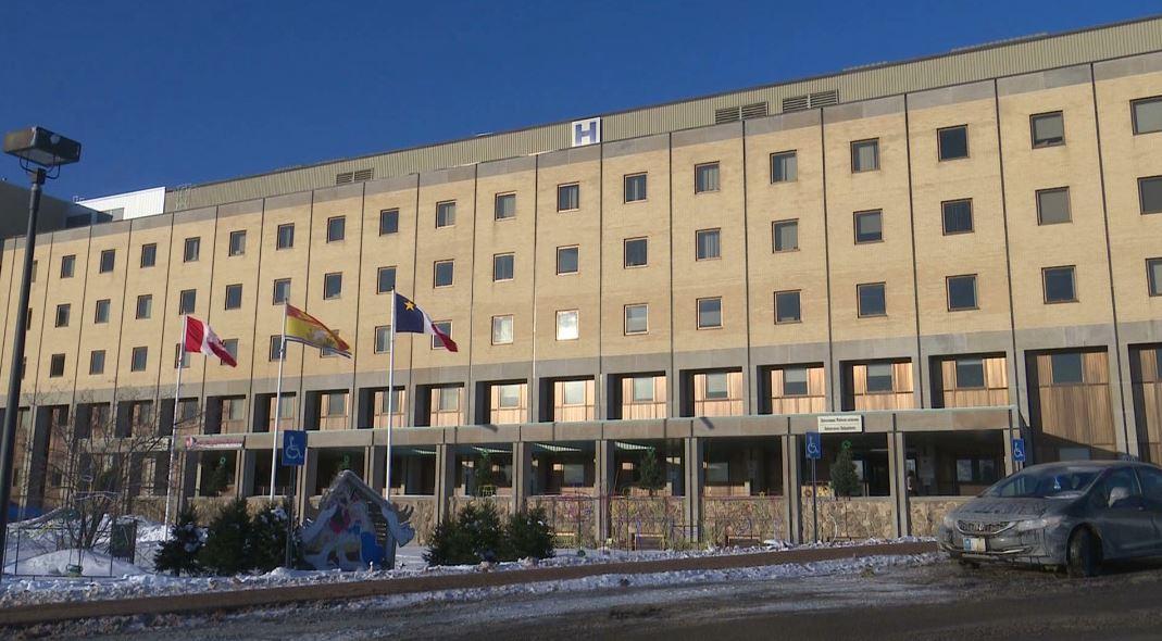 hôpital de bathurst chaleur